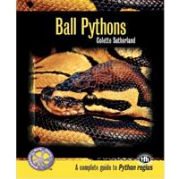 ball pythons book