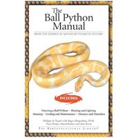 the ball python manual book
