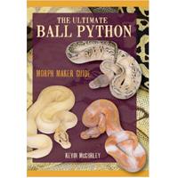 the ultimate ball python book
