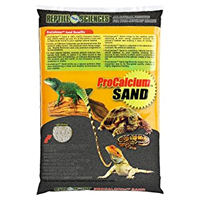 calcium sand for bearded dragons