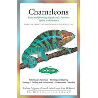 chameleons care book